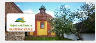 Santiniho kaple v Panenských Břežanech
